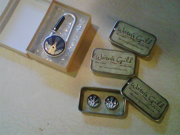 Guild of Writers Trinkets